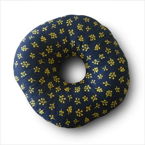 要出典 円座クッション TSURUSYO ORIGINA ドーナツ型円座クッション プチモコ