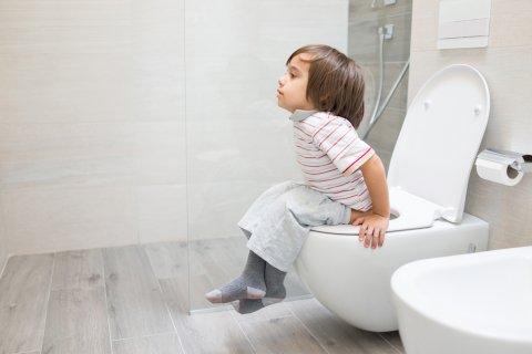 子供 トイレ 腹痛 便器 下痢