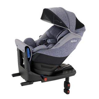 要出典 チャイルドシート 新生児 人気 おすすめアップリカ 回転式チャイルドシート クルリラ AC