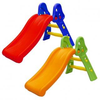 要出典 1歳のおもちゃ ヤトミ 折りたたみできるすべり台
