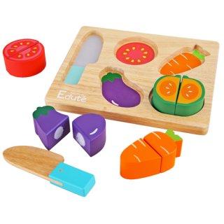 要出典 1歳のおもちゃ エデュテ ベビー ままごとセット パズル