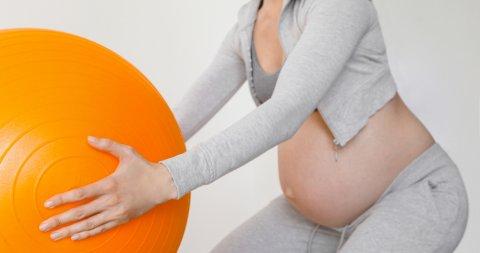 妊婦 スクワット