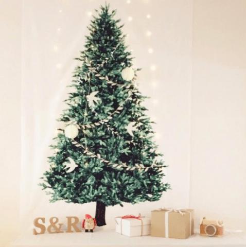 要出典 クリスマス飾り付け riesrkmさん