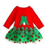 要出典 クリスマス 子供 衣装 ワンピース