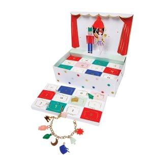要出典 アドベントカレンダー merimeri くるみ割り人形 クリスマスアドヴェントカレンダー