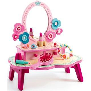 要出典 女の子 クリスマスプレゼント 4歳 5歳 6歳 ジェコ フローラ ドレッシング テーブル
