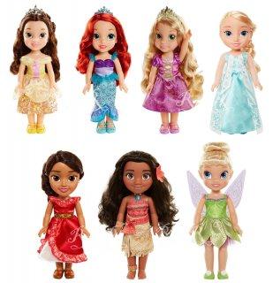 要出典 女の子 クリスマスプレゼント 4歳 5歳 6歳 ディズニープリンセス お人形+アクセサリーセット