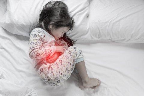 子供 腹痛 下痢 お腹が痛い 風邪