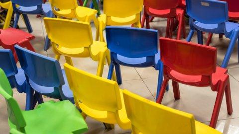 保育園 幼稚園 椅子 チェア