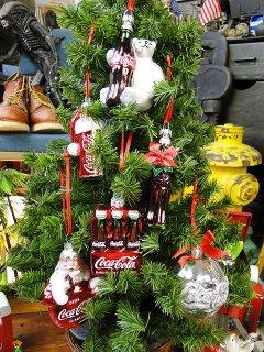 要出典 クリスマス オーナメント ボール 飾り コカ・コーラブランド クリスマスオーナメント