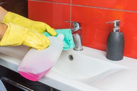除菌 殺菌 予防 清掃 掃除