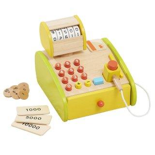 要出典 レジスター おもちゃ エド・インター 森のあそび道具シリーズ 森のくるくるピッピ!レジスター