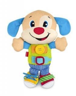 要出典 2歳 男の子 誕生日 プレゼント フィッシャープライス にこにこ! ラーニング バイリンガル・おきがえわんわん