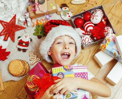 クリスマス プレゼント おもちゃ 男の子 サンタ