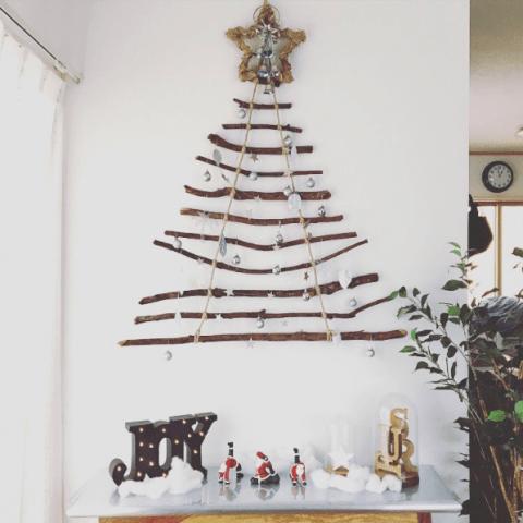要出典 クリスマスの飾り付け mippy_lanipuaさん