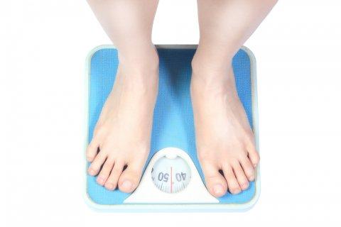 体重計 ダイエット 体重