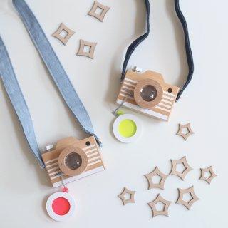 要出典 カメラ おもちゃ kiko+ camera カメラ おもちゃ