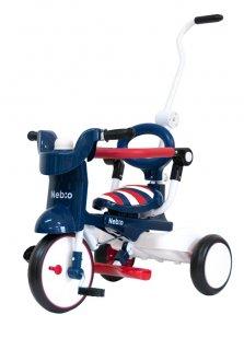 要出典 折りたたみ三輪車 ネビオ エムアンドエム 折りたたみ式三輪車