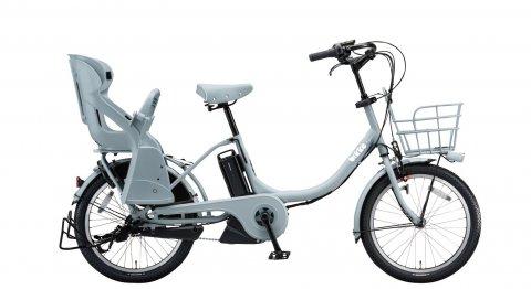 要出典 子供乗せ自転車 ブリヂストン 18年モデル ビッケモブ e 電動アシスト自転車