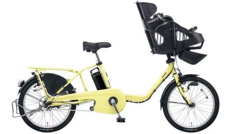 要出典 子供乗せ自転車 パナソニック ギュット ミニ EX