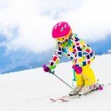 スキー 手袋 子供 雪