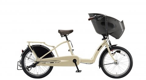 要出典 子供乗せ自転車 ブリヂストン ビッケ ポーラーb