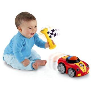 要出典 車のおもちゃ  マテル フィッシャープライス ちびっこレーサー ふると走るよ!ふしぎなレースカー