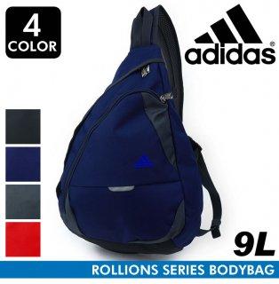 要出典 小学生 誕生日プレゼント adidas ロリンズシリーズ ワンショルダーバッグ 47834