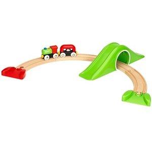 要出典 BRIO ブリオ おもちゃ BRIO レールウェイ マイファースト スターターセット