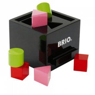 要出典 BRIO ブリオ おもちゃ BRIO 形合わせボックス