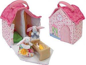 要出典 2歳 女の子 誕生日プレゼント オスカー&エレン社 ドールハウス