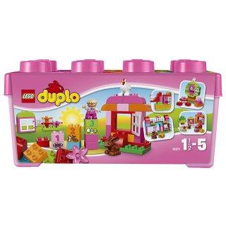 要出典 2歳 女の子 誕生日プレゼント レゴ デュプロ ピンクコンテナデラックス