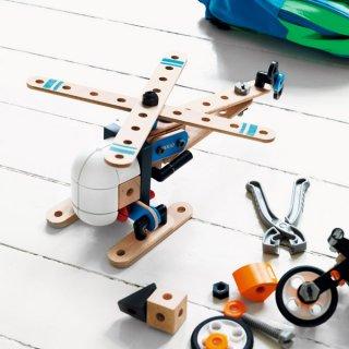 要出典 BRIO ブリオ おもちゃ BRIO ビルダー ヘリコプター