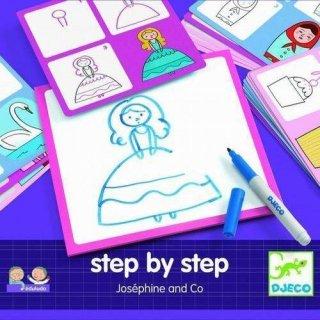 要出典 4歳 女の子 誕生日プレゼント ジェコ 知育玩具 ステップバイステップ ジョセフィーヌ