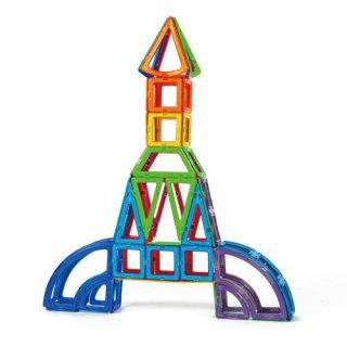 要出典 3歳 誕生日プレゼント 男の子 ボーネルンド ジムワールド マグ・フォーマー クリエイティブセット