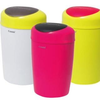 要出典 コンビ 5層防臭おむつポット スマートポイ おむつバケツ ゴミ箱