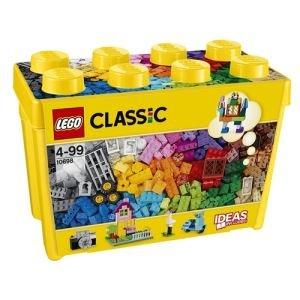 要出典 4歳 誕生日プレゼント 男の子 レゴ クラシック 黄色のアイデアボックス スペシャル