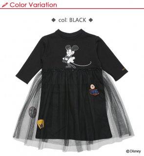 要出典 ディズニー 子供服 マーキーズ ディズニーコレクション M リメイクワンピース