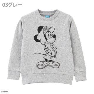 要出典 ディズニー 子供服 Disney ディズニー ボーイズ ミッキーマウス トレーナー