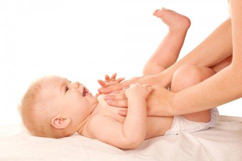 ベビーマッサージ 赤ちゃん ママ