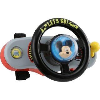 要出典 ハンドルのおもちゃ タカラトミー ディズニー はじめて英語 ミッキーマウス おでかけサウンドハンドル