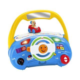要出典 ハンドルのおもちゃ マテル フィッシャープライス スマートステージ バイリンガルでドライブ