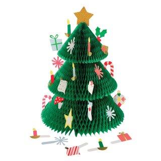 要出典 アドベントカレンダー 毎日ひとつづつオーナメントを飾る クリスマスツリー アドヴェントカレンダー