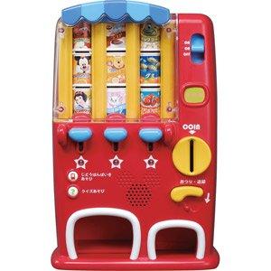 要出典 はじめて英語 ディズニー&ディズニー・ピクサーキャラクターズ あそんでおぼえる!自動販売機
