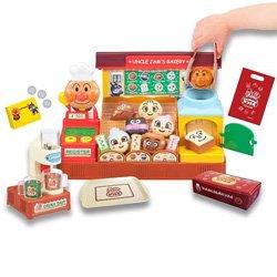 要出典 3歳 誕生日プレゼント 男の子 セガトイズ アンパンマン いらっしゃいませ! ジャムおじさんのやきたてパン工場