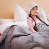 子供 病気 ベッド