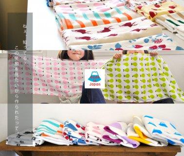 要出典 赤ちゃんバスタオル ガーゼタッチバスタオル 日本製