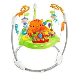 要出典 0歳 1歳 赤ちゃん クリスマスプレゼント フィッシャープライス レインフォレスト・ジャンパルー II