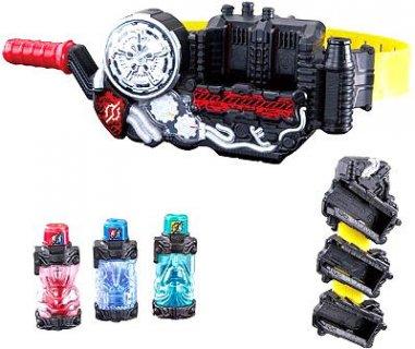 要出典 仮面ライダー おもちゃ バンダイ 仮面ライダービルド DXビルドドライバー&フルボトルホルダーセット