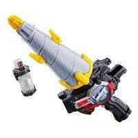 要出典 仮面ライダー おもちゃ ドラゴン バンダイ 仮面ライダービルド 回転剣銃 DXドリルクラッシャー